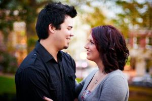 Lauren and Joel
