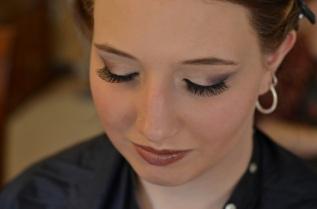 Lauren's Make up Trial by Tati128