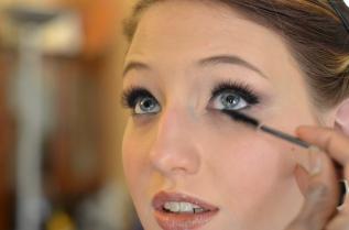 Lauren's Make up Trial by Tati137
