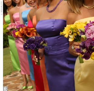 bridesmaid-dress-colors-for-summer-weddings