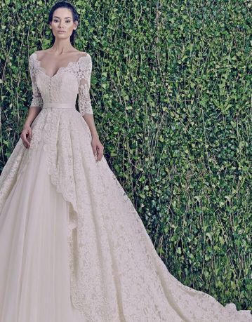 Zuhair Murad Wedding Dresses 2015 Collection
