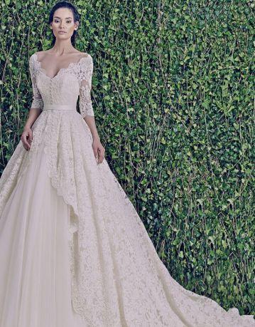 Zuhair Murad Wedding Dresses 2015 Collection